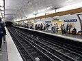 Metro de Paris - Ligne 5 - Gare du Nord 01.jpg