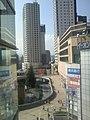 Meweから見た橋本駅前 - panoramio.jpg
