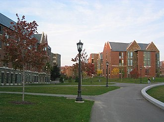 Cornell North Campus - Mews Hall