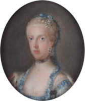Meytens, circle of - Presumed portrait of a daughter of Maria Theresa.png