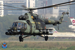 Mi-171Sh helicopter used by Bangladesh Air Force (22).png