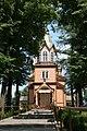 Michałowo - Orthodox church of St. Nicholas 01.jpg