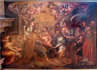 <i>Fallt mit Danken, fallt mit Loben</i>, BWV 248 IV fourth cantata of Johann Sebastian Bachs Christmas Oratorio