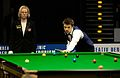 Michael Holt and Maike Kesseler at Snooker German Masters (DerHexer) 2015-02-04 05.jpg