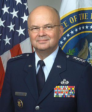 Michael Hayden, Air Force general.