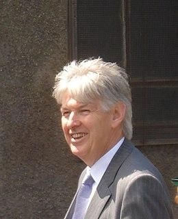 Michael Connarty British politician