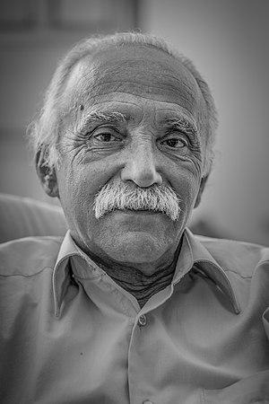 Michel Warschawski - Michel Warschawski, July 2014.