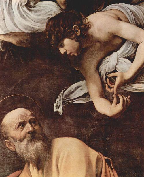 caravaggios paintings inspired - 768×938