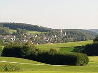 Mickhausen v NW, Vorderer Zirken.JPG
