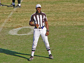 Mike Carey (American football) - NFL referee Mike Carey December 16, 2006