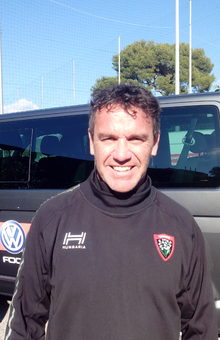 Mike Ford Manager RCT