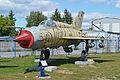 Mikoyan MiG-21M '04' (really 1808) (13455552853).jpg