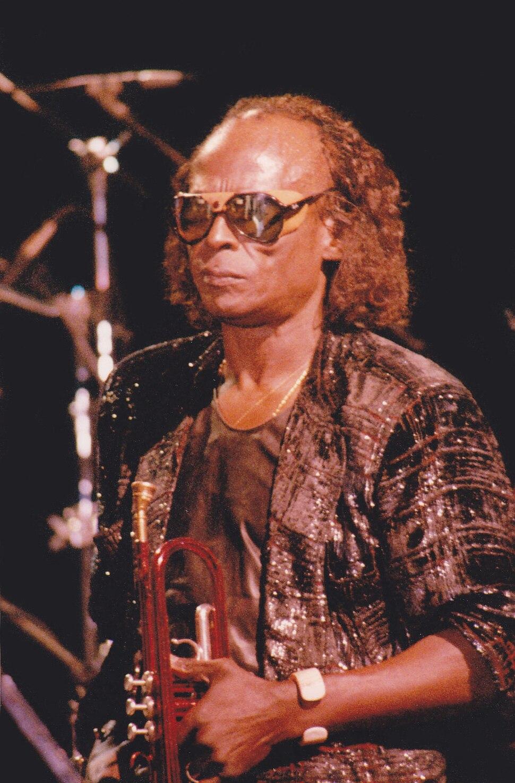 Miles Davis Strasbourg face 2