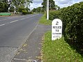 Milestone - geograph.org.uk - 1351576.jpg