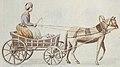 Milk trader in wagon by Brotze.jpg
