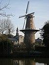 mill at ravenstein - portrait, zoom