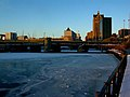 Milwaukee River frozen over.jpg