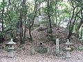 Minamotono Yoshiie -grave.jpg