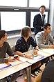 Minister-president Rutte bezoekt woensdag 3 september 2014 het ROC-Horizon College in Heerhugowaard. (14941932427).jpg