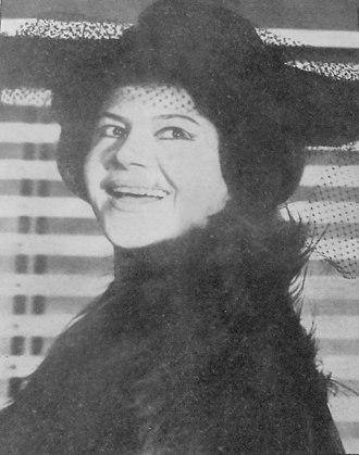 Mira Stupica - Stupica in 1964