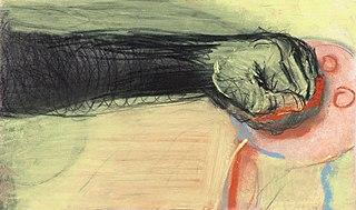 Miriam Cahn Swiss painter