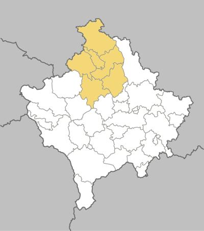 District of Mitrovica Wikipedia