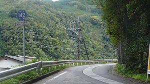 宮崎県道・熊本県道142号上椎葉湯前線's relation image