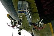 Modern airship gondola