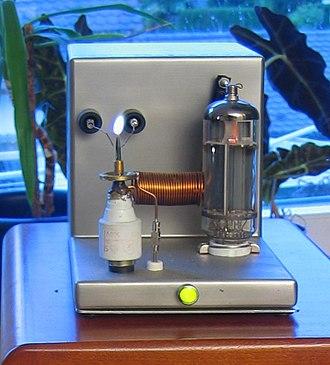Plasma speaker - Plasma speaker