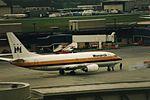 Monarch Boeing 737 G-MONH (25865069856).jpg