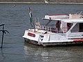 Monarchia (ship, 1980) stern, 2018 Újlipótváros.jpg