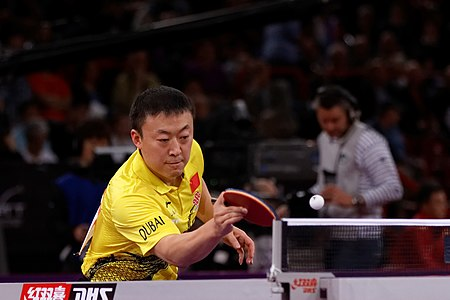 Mondial Ping - Men's Doubles - Semifinals - 35