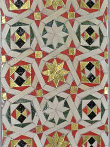 Mosaik Wikipedia