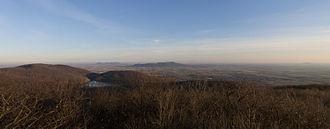 Monteregian Hills - Image: Monteregian Hills in the Fall