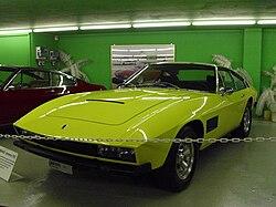 Monteverdi Berlinetta 1972 vvr