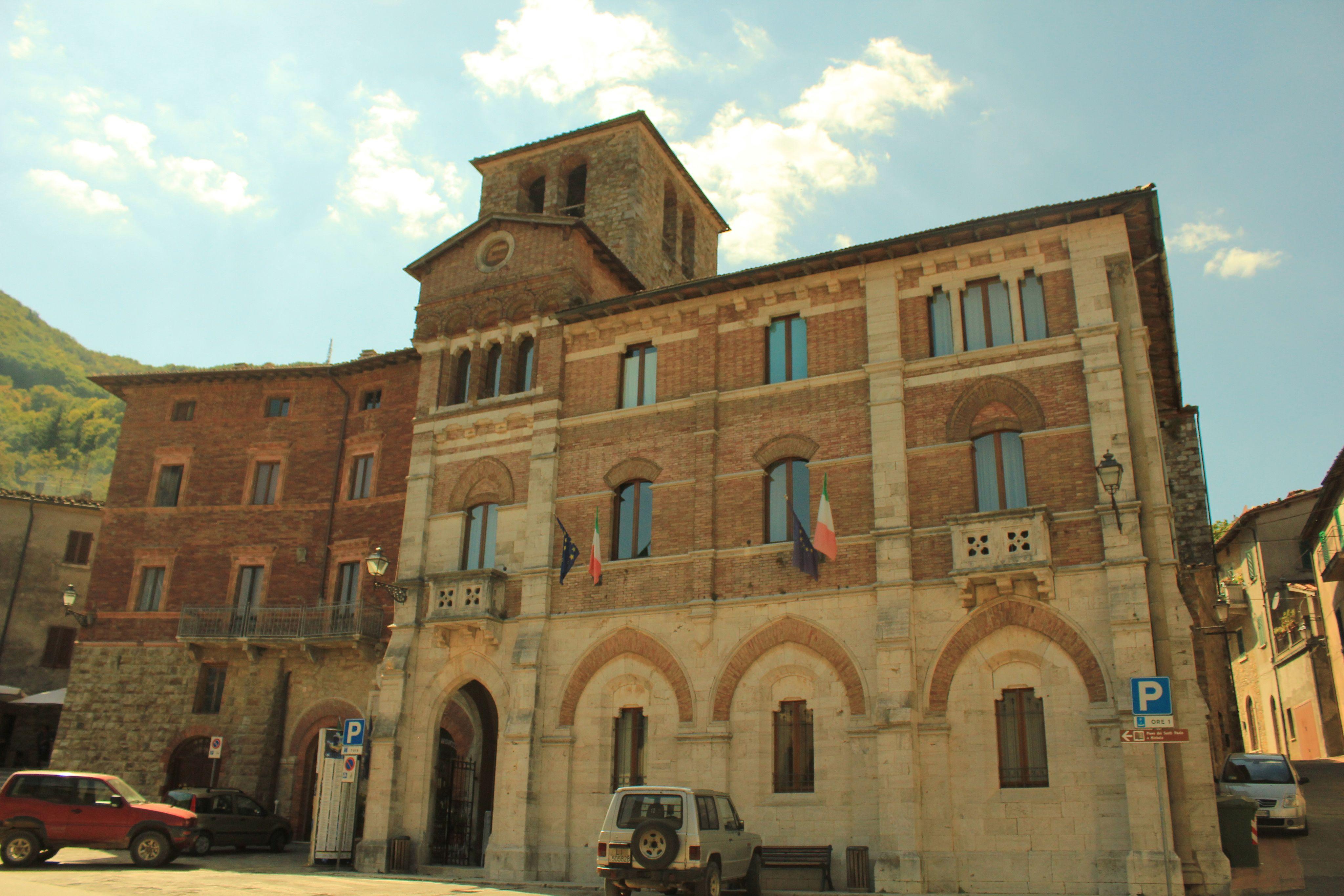 Montieri Palazzo Comunale e dei Marchesi