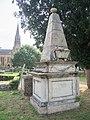 Monument Of Sir John Call Bart, Lee Old Churchyard.jpg