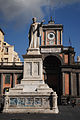 Monument of Dante Alighieri in Piazza Dante Napoli. Campania, Italy, South Europe.jpg