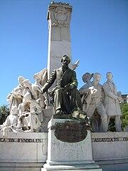 monument a José Pedro Varela