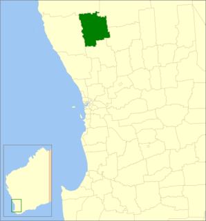 Shire of Moora Local government area in Western Australia