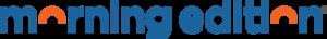 Morning Edition - Image: Morning edit logo 15