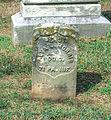 Morris grave - Glenwood Cemetery - 2014-09-14.jpg