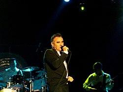 Podczas koncertu w Austin w 2006 roku