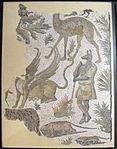 Mosaico di anubi, da via fratelli bandiera, fine II-inizio III sec.JPG