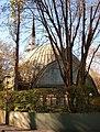 Moschee Freimann Rückansicht.JPG
