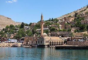 Halfeti - Image: Mosque of Halfeti 01