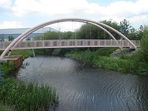 Brimsdown -  Mossops Creek Bridge (completed 2006)