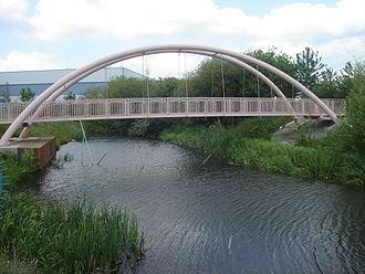 Brimsdown -  Mossops Creek Bridge (completed 2006)