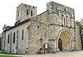 Moulis-en –Médoc, Gironde, église Saint Saturnin bu IMG 1425.jpg