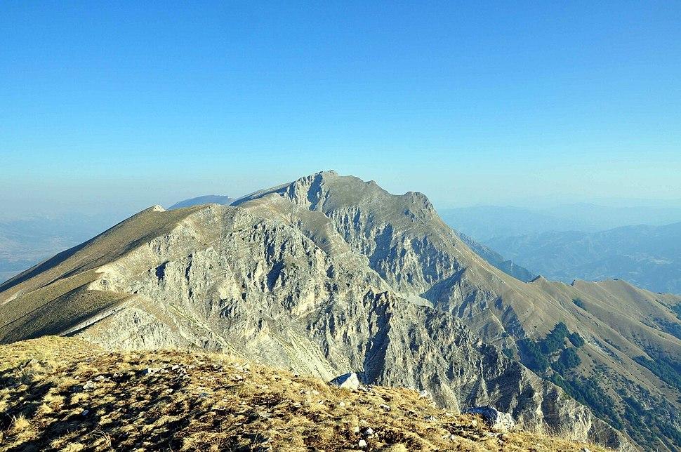 Mount Nemërçkë